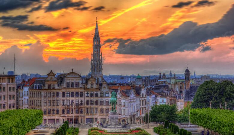Tour por Bruselas